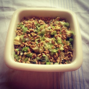 quinoa merguez