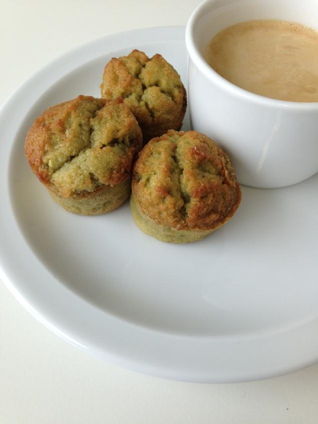 groene theecake